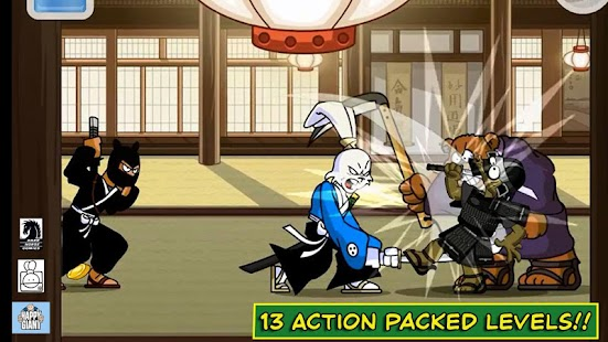 Usagi Yojimbo:Way of the Ronin - screenshot thumbnail