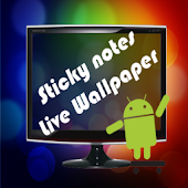 Sticky Notes Live WallpaperPro