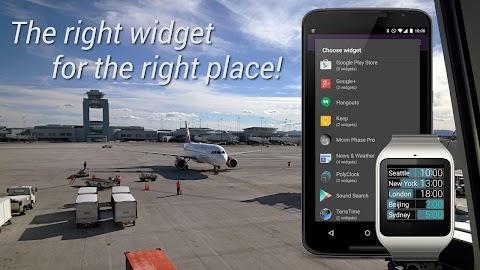 Wearable Widgets Screenshot 2
