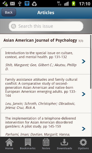 APA Journals Pro