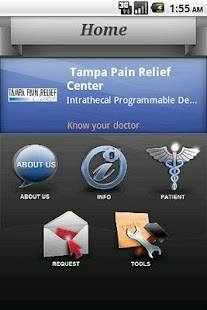 Tampa Pain Relief Center - screenshot thumbnail