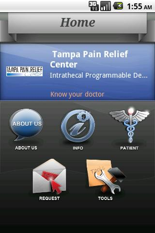 Tampa Pain Relief Center - screenshot