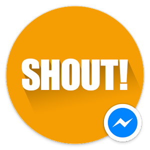 Messenger için Shout! APK
