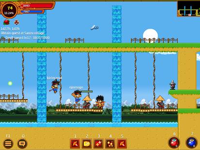 Ninja School World Android apk