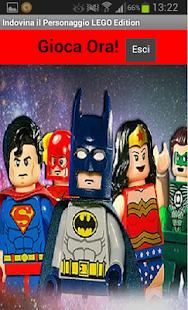 Indovina il Personaggio LEGO