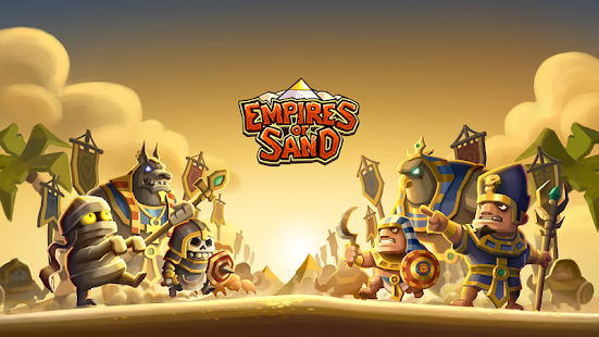 Empires of Sand – Online PvP Tower Defense Games 16