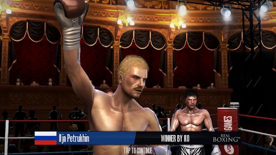 Real Boxing™ - screenshot thumbnail