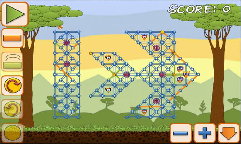 Orange Constructions- screenshot