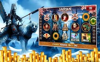 Screenshot of Japan Slot Machines Pokies HD