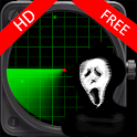 Ghost radar HD free icon
