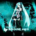 Hatsune Miku HD Live Wallpaper icon