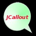 JCallout icon