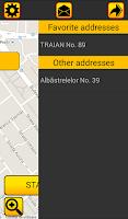 Screenshot of TAXI ACTUAL Client