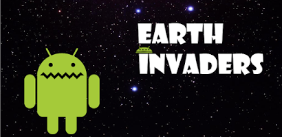 Earth and Space Invaders - Android app on AppBrain