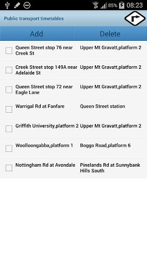 Au Perth Transit TimetablesPro