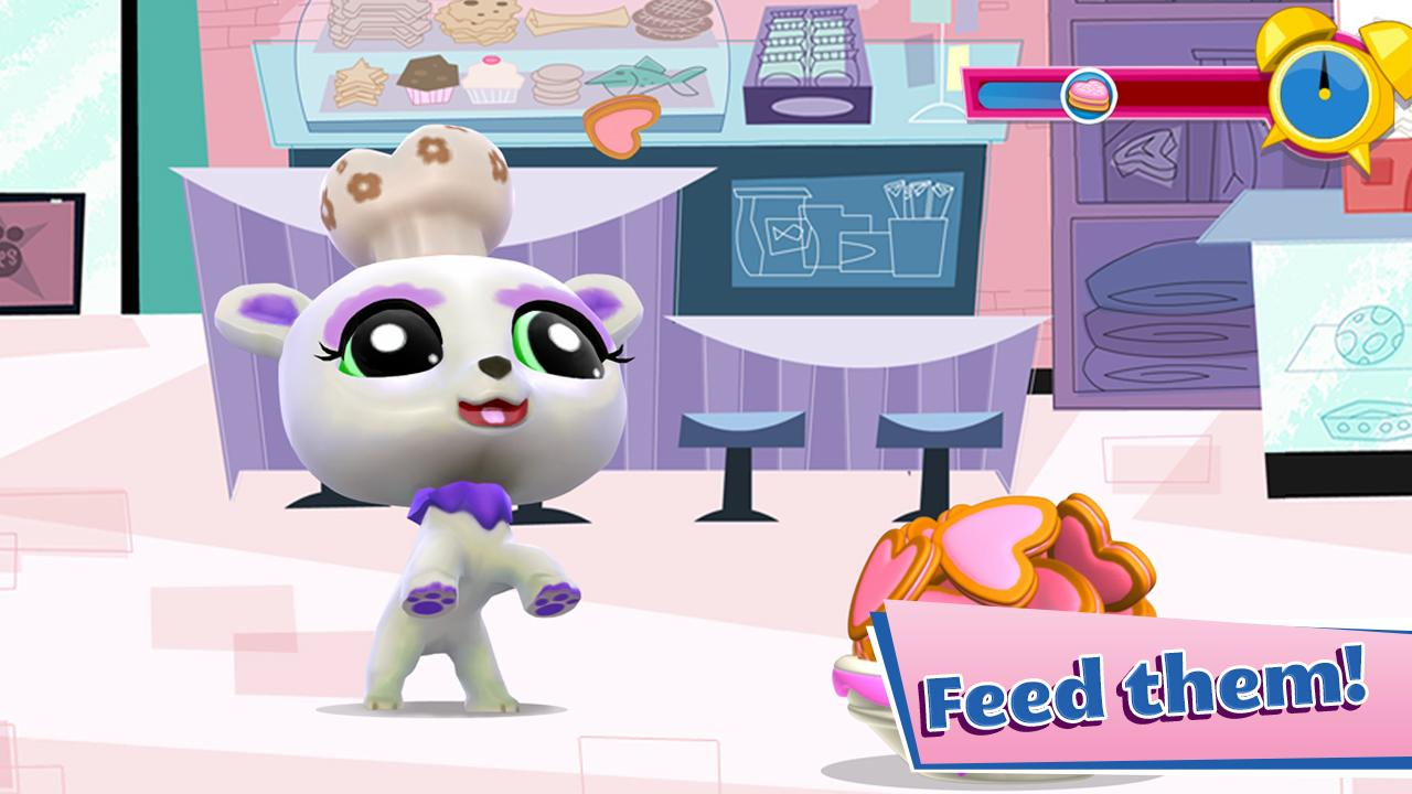 Screenshots of Littlest Pet Shop for iPhone