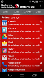 Snapdragon™ BatteryGuru Screenshot 2