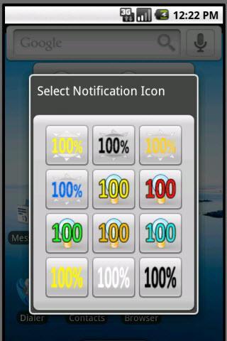 Status Brightness Free- screenshot