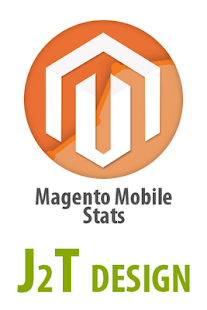 J2T Magento Mobile Stats - screenshot thumbnail