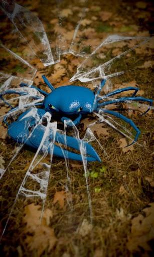 Blue Crab Free live wallpaper