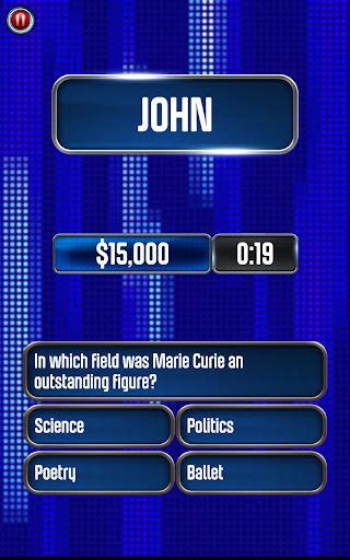 The Chase – Official Free Quiz screenshot