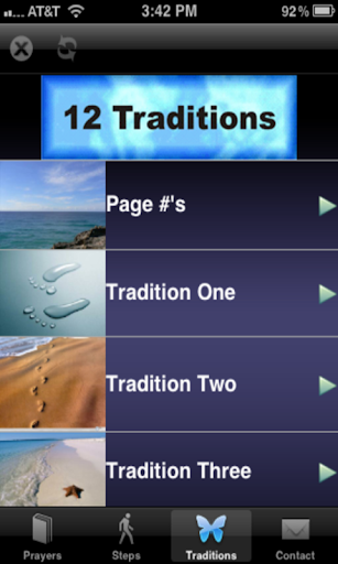 The 12 Steps and 12 Traditions