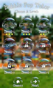 BubblePop Tutor Kids Game Free- screenshot thumbnail