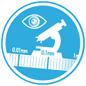 Microscope USB icon