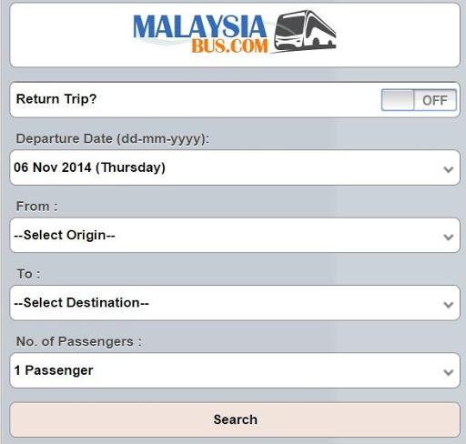 MalaysiaBus.com