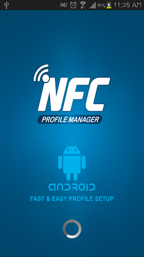 NFC Profile Manager