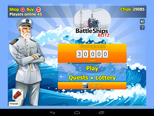 Battle Ships Blitz