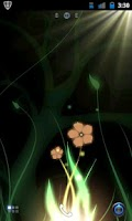 Screenshot of Mystical Life LWP Full