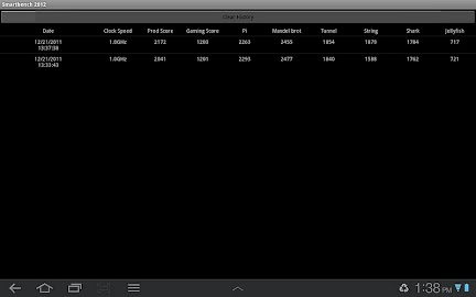 Smartbench 2012 Screenshot 6
