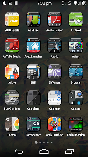 【免費個人化App】Diskat Premium - Icon Pack-APP點子