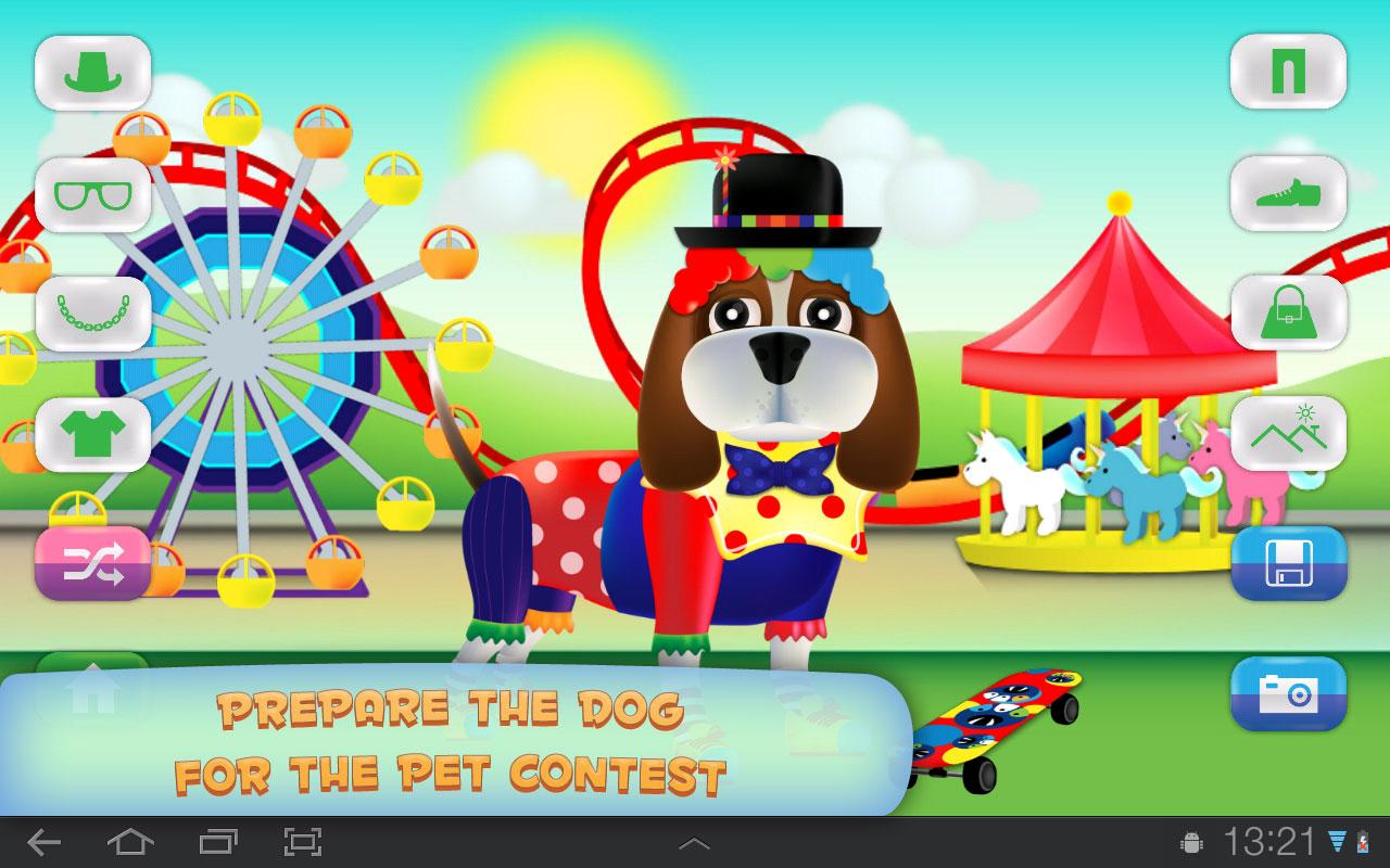 Dog Dress up - screenshot