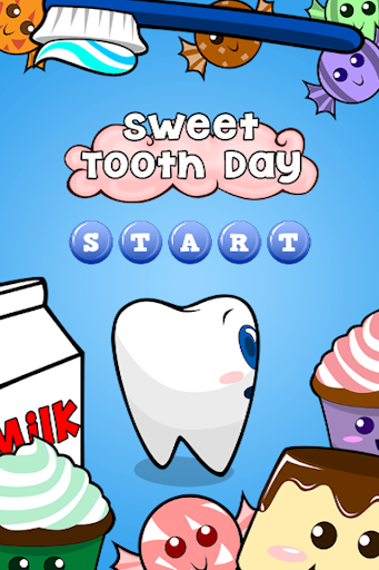 Sweet Tooth Day