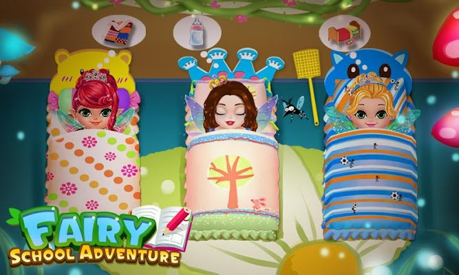 Fairy Princess School Fun Time - screenshot