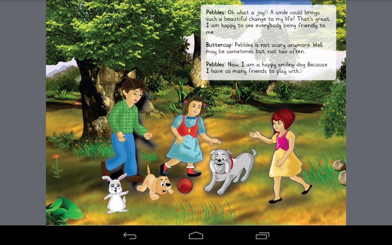 Lektz eBook Reader- screenshot