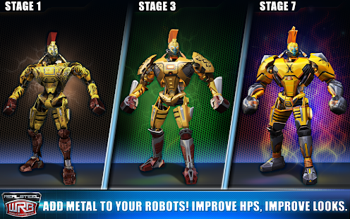 Real Steel World Robot Boxing Screenshot 27