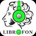Аудиокниги. Librofon logo