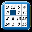 15 Sliding Tile Puzzle logo