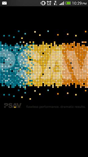 PSAV Events App