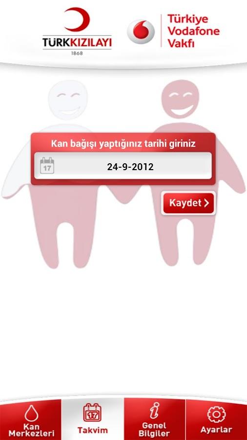 Türk Kızılayı- screenshot