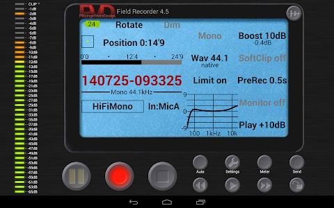 Field Recorder v5.0