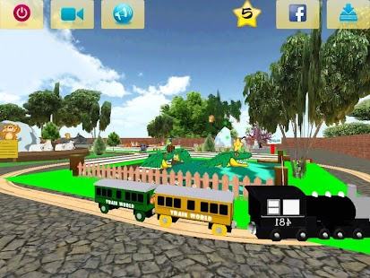 Train World Builder Full- screenshot thumbnail