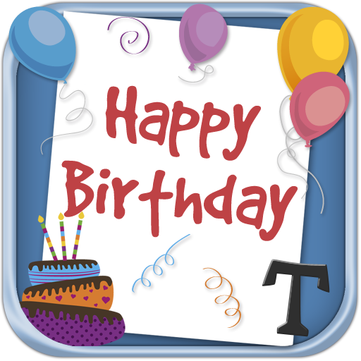 Design birthday cards file APK Free for PC, smart TV Download