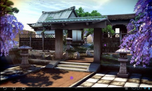Real Zen Garden 3D LWP Screenshot