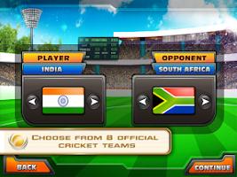 Screenshot of ICC Champions Trophy 2013 3D