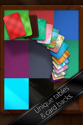 Pyramid Solitaire Premium - Free Card Game Apk Download 4