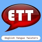 English Tongue Twisters icon